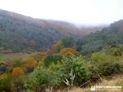 Senda Viriato; Sierra San Vicente; la fuenfria montejo de la sierra madrid bunker madrid